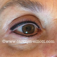 View examples of permanent make up : Eyes